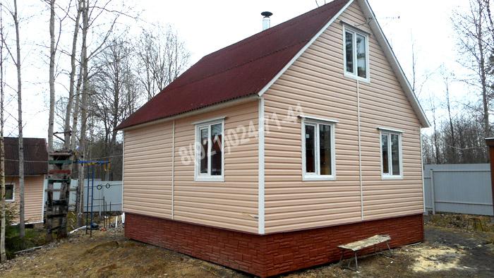 коттеджи и деревянные дома  svodru